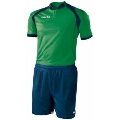 Комплект формы Macron Hagen Set (Green/Navy)