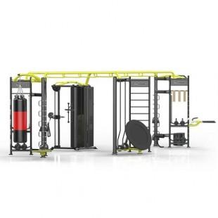 Профессиональные комплексы для функциональных тренировок Crossfit X4