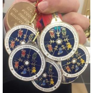 Медаль Северное многоборье
