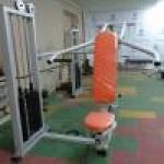 А-113i Жим вверх для инвалидов-колясочников и здоровых людей