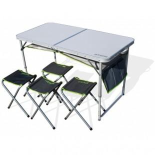 ATS-400 Набор стол туристический и 4 стула