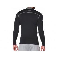 Футболка с длинным рукавом UA ColdGear® Armour Compression Mock